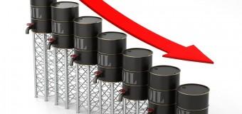 Нефть рухнула под нажимом доллара