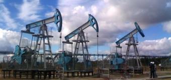 Нефть к концу недельных торгов вновь опустилась ниже 34 долларов за баррель