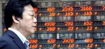 Китайская биржа приостановила свою работу
