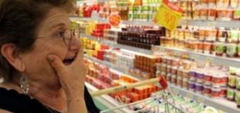 Российские магазины подняли цены