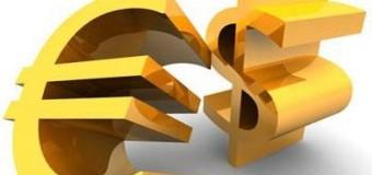 Волновой анализ пары евро/доллар