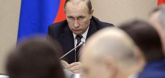 Путин: Правительство должно быть готовым к росту безработицы
