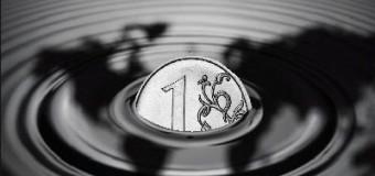 Рубль не может вырваться от зависимости нефти